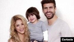 Creció la familia de Shakira y Piqué. Ahora Milan su primogénito tiene a su compañero de juego, el pequeño Sasha.