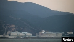A general view of a Daya Bay nuclear power station at Daya Bay in China's southern city of Huizhou in Guangdong province March 16, 2011.
