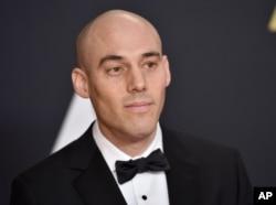 Sutradara Joshua Oppenheimer saat menghadiri 2015 Governors Awards