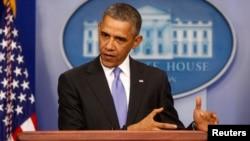 Presiden AS Barack Obama mendesak Kongres AS agar tidak menambahkan sanksi baru terhadap Iran (14/11).