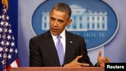 باراک اوباما - ۱۴ نوامبر ۲۰۱۳