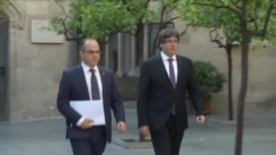 Catalan Independence Leaders Flee to Belgium as Spain Seeks Rebellion Charges