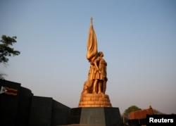 A general view of the Zimbabwe National Heroes Acre.