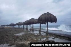 Küba'nın başkenti Havana'yı da vuran Ida kasırgası şiddetlenerek ABD kıyılarına ilerliyor