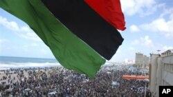 """САД и ЕУ го осудија насилството на либиската влада врз """"мирољубивите"""" демонстранти"""