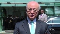 Analysis: IAEA's Iran Visit Key to Striking Nuclear Deal