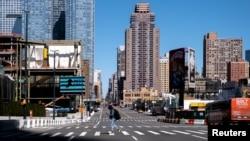 Bar restaurent shut down in New York