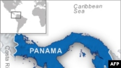 'Phiến quân Colombia gài mìn ở Panama'