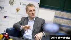 Potpredsjednik Vlade Crne Gore Igor Lukšić (autor: Biro)