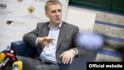 Crnogorski šef diplomatije Igor Lukšić (arhivski snimak)