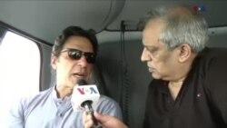 عمران خان، نخست وزیر پاکستان سوگند یاد کرد