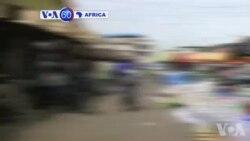 Manchetes Africanas 27 de Março