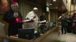 Папа Римский борется за экологию