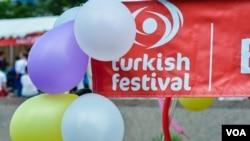 Vashingtonda turk festivali
