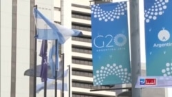دیدار رهبران امریکا و چین، محراق توجۀ نشست G20