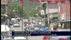 Bisedime Prishtinë-Beograd mbi Mitrovicën