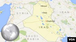 Beiji, Irak