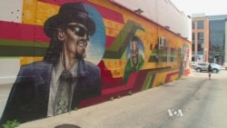 Washington DC Mural Artists Help Beautify City