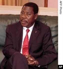 Benin President Boni Yayi