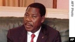 Rais wa Benin Boni Yayi