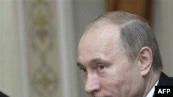 Премьер-министр РФ Владимир Путин. Москва. 13 апреля 2011 года