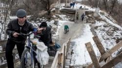 Ukraina ahli sharqiy regionlarni qo'ldan boy berishni istamaydi