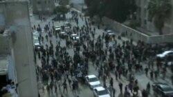 Protests Challenge Egypt's Leadership