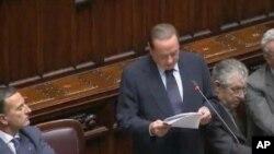 آغاز تشکیل حکومت انتقالی در ایتالیا
