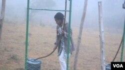 Dobijanje vode iz magle