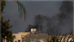 طرابلس، پایتخت لیبی. ۲۱ اوت ۲۰۱۱