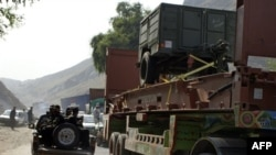 Pakistanda yolkənarı bomba partlayışı əsgərləri hədəf alıb