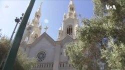 加州欲开宗教场所 纽约或许稍后开放