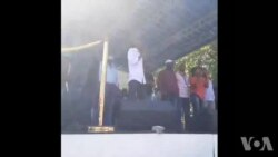 Prezidan Jovenel Moise vizite Nò peyi Dayiti nan kad fèt agrikilti ak travay 1 Me a