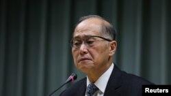 台湾外長:与新加坡军事合作一切照旧