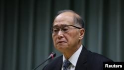 台灣外交部長李大維(資料圖片)