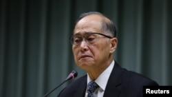 台灣外交部長李大維。(資料圖片)