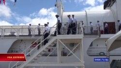 Mỹ loan báo tặng thêm tàu tuần duyên cho Việt Nam