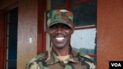 Le Général Sultani Makenga, chef militaire du M23