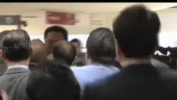 2012-03-13 美國之音視頻新聞: 兩韓代表在日內瓦聯合國會議上衝突