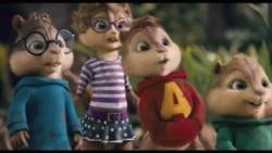好莱坞快递: 《艾尔文与花栗鼠3》