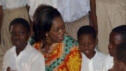 """Emprisonnée, l'opposante béninoise Reckya Madougou est """"en danger"""""""