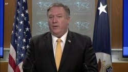Pompeo Announces US Pullout from Nuclear Treaty