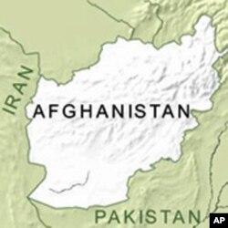 阿富汗地理位置