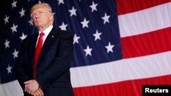 Presiden AS Donald Trump diperkirakan akan menarik Amerika keluar dari perjanjian iklim global (foto: ilustrasi).
