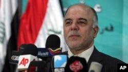 Ông Haidar Al-Abadi có 30 ngày để thành lập chính phủ. Ông bày tỏ tin tưởng là Iraq sẽ đánh bại cuộc nổi dậy của nhóm Nhà nước Hồi giáo.