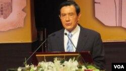 台湾庆祝抗战胜利70周年的研讨会上发表谈话(美国之音张永泰)
