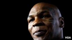 Mike Tyson, 6 janvier 2011
