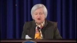US Economy Janet Yellen