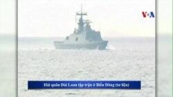 Đài Loan theo dõi sát hoạt động của Việt Nam ở Trường Sa