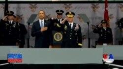 Obama tashqi siyosatini tushuntirdi - Obama foreign policy/Afghanistan